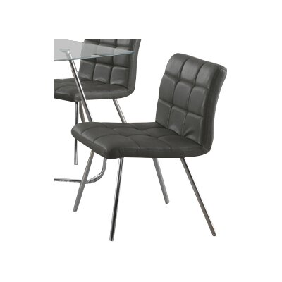 Gia Side Chair Side Chair Upholstery Grey Dining Room Side Chair