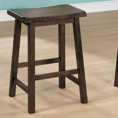 24 Bar Stool Finish: Walnut