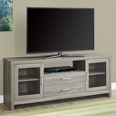 TV Stand Finish: Dark Taupe