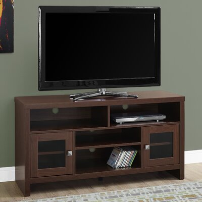 48 TV Stand Color: Warm Cherry