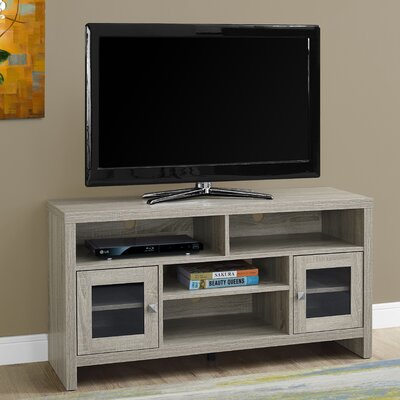 48 TV Stand Color: Dark Taupe