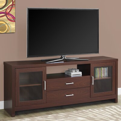 60 TV Stand Color: Warm Cherry