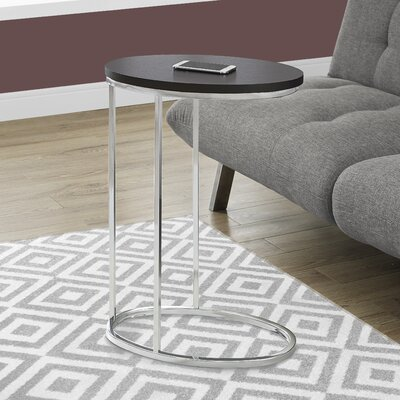 End Table Finish: Cappuccino