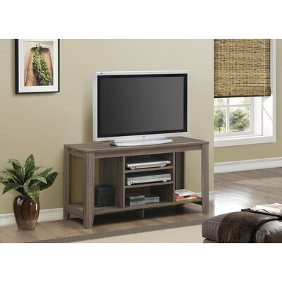 48 TV Stand Color: Taupe