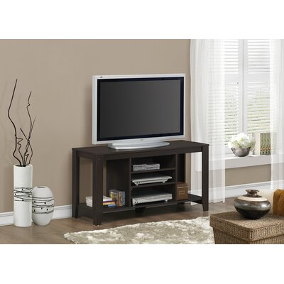 48 TV Stand Color: Cappuccino