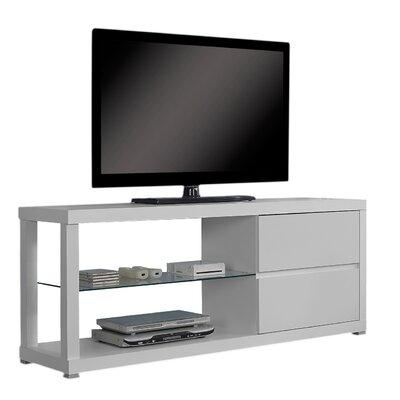 TV Stand Finish: White