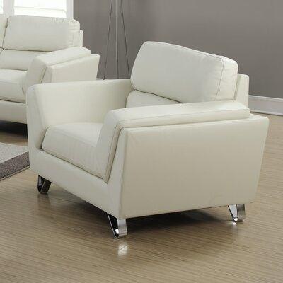 Armchair Fabric: Ivory