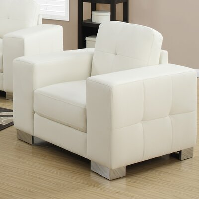 Armchair Upholstery: Ivory