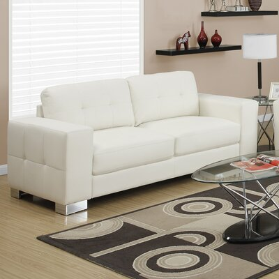 Sofa Upholstery: Ivory