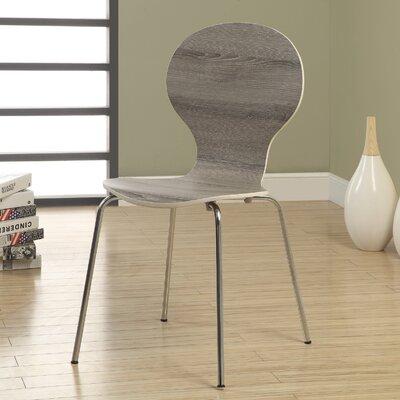 Side Chair VI Finish: Dark Taupe