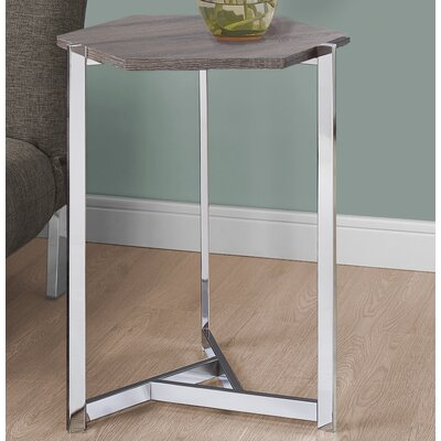End Table Color: Taupe