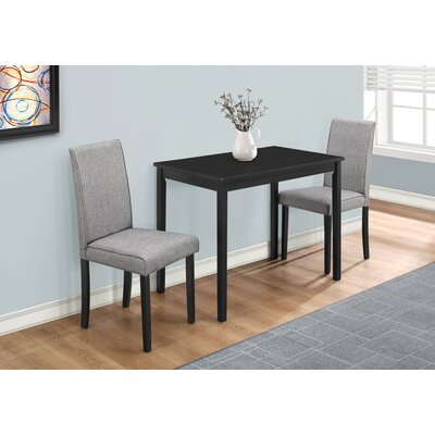 Darvell 3 Piece Dining Set