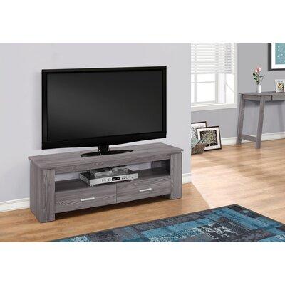 Sadie 47 TV Stand Color: Gray