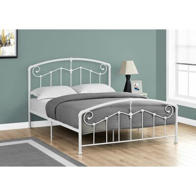 Nittany Slat Bed Size: Queen