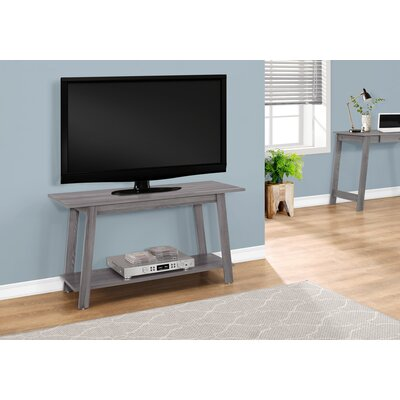 Livingston 42 TV Stand Color: Gray