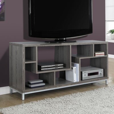 Contemporary 16 TV Stand Color: Taupe