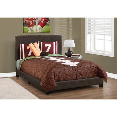 Attwater Full Upholstered Panel Bed