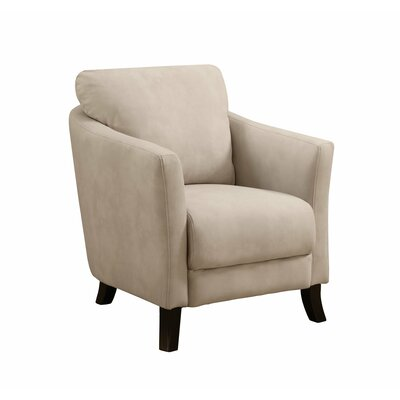 Lenore Armchair Upholstery: Light Taupe