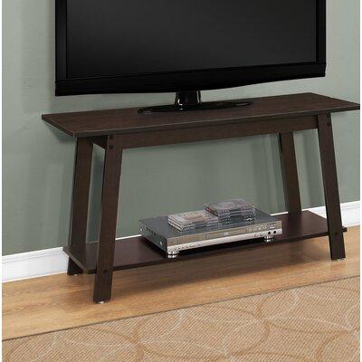 Livingston 42 TV Stand Color: Cappuccino