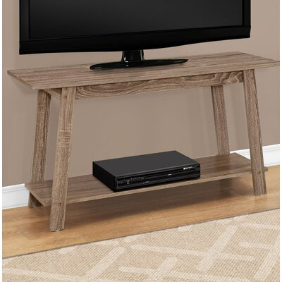 Livingston 42 TV Stand Color: Dark Taupe