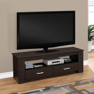 Sadie 47 TV Stand Color: Cappuccino