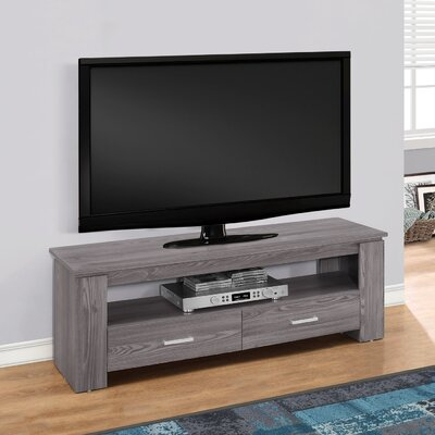 Sadie 47 TV Stand Color: Gray