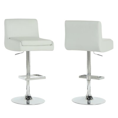Credit for Hydraulic Lift Barstool (Set of 2) ...