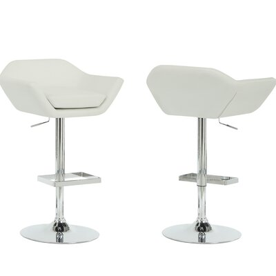 Rent to own Hydraulic Lift Barstool (Set of 2) ...