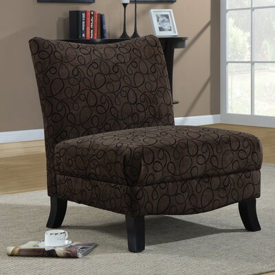 MONARCH SPECIALTIES INC. Fabric Slipper Chair at Sears.com