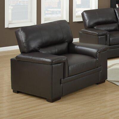 Club Chair Finish: Brown