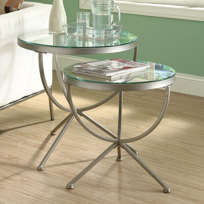 In store financing 2 Piece Nesting Tables...