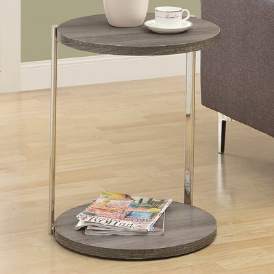 Kenmore End Table Finish: Dark Taupe