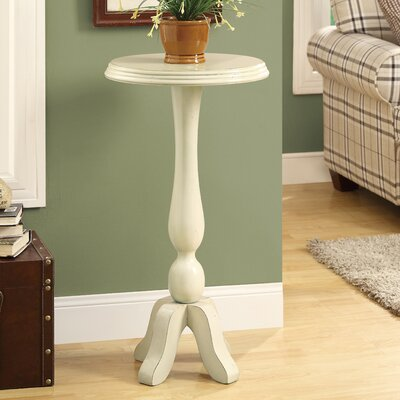 End Table Finish: Antique White
