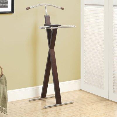 Zipcode Design Katrice Metal Bedroom Valet Stand