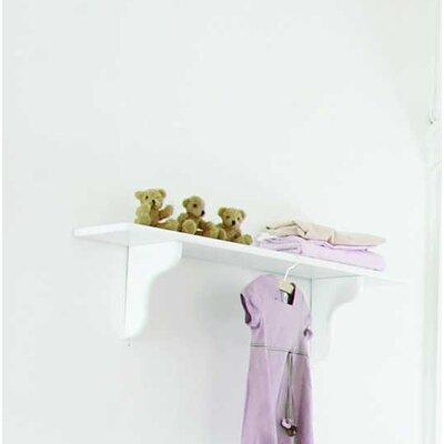 Schweberegal | Wohnzimmer > Regale > Hängeregale | White | Holzwerkstoff | Hoppekids