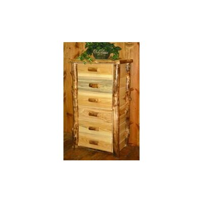 Financing for Summit Peak Six Drawer Chest Finish...