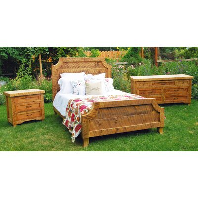 Loan for furniture Santaquin Panel Bed Size: Full...