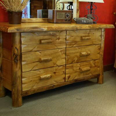 Furniture financing Yukon Six Drawer Dresser...
