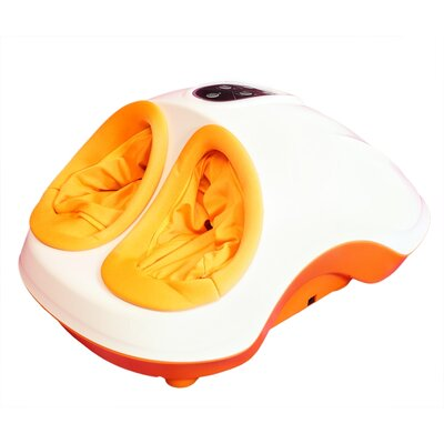 Foot Massager Color: Orange