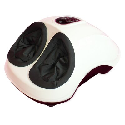 Foot Massager Color: White