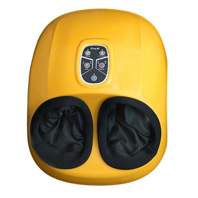 Foot Massager Color: Yellow