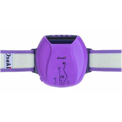 Waist Massager Color: Purple