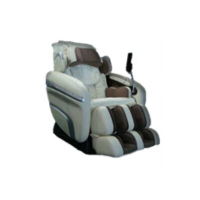 OS-7200 H Heated Reclining Massage Chair Upholstery: Cream