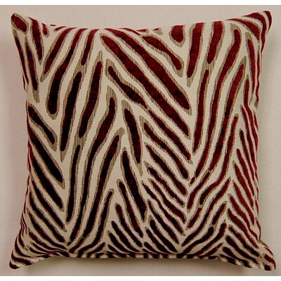 Canal Knife Edge Throw Pillow Color: Fusion