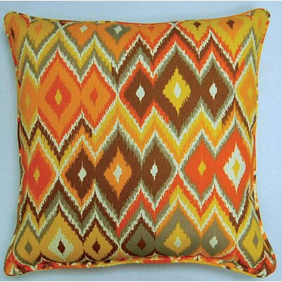 Marva Corded Indoor/Outdoor Throw Pillow Color: Pompei
