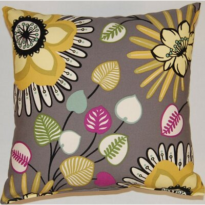 Chantalle Cotton Throw Pillow