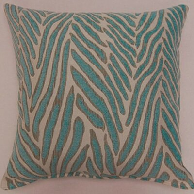 Canal Knife Edge Throw Pillow