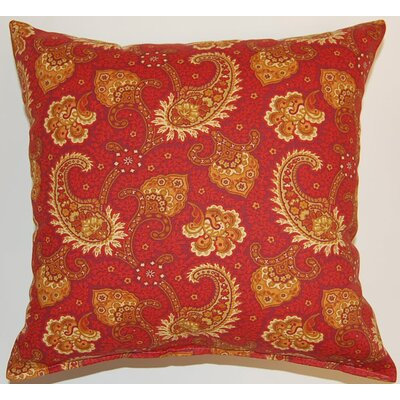 Little Falls Cotton Throw Pillow
