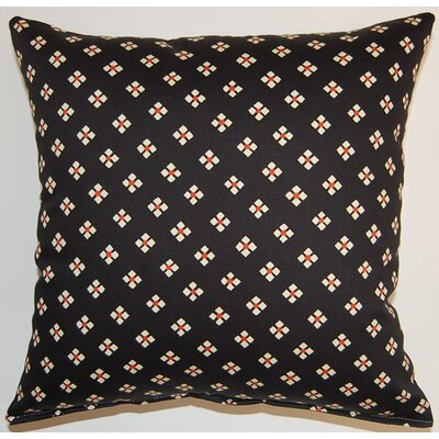 Verna Cotton Throw Pillow