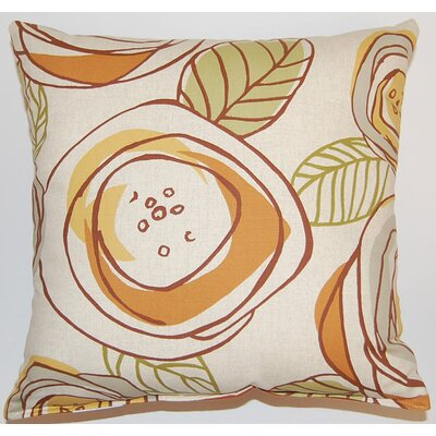 Luna Cotton Throw Pillow